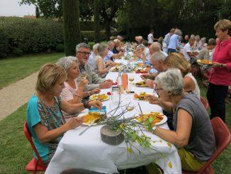 Twinning Society Visit to Aubignan 2019